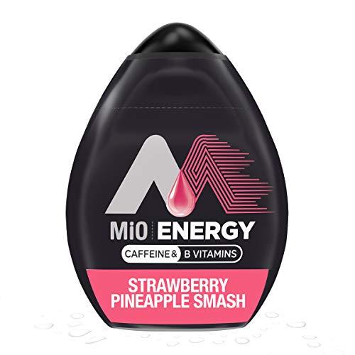 MiO Energy Strawberry Pineapple Smash Liquid Water Enhancer (1.62 fl oz Bottle)