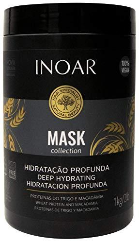 Inoar Macadamia Brazilian Hair Mask (1kg)