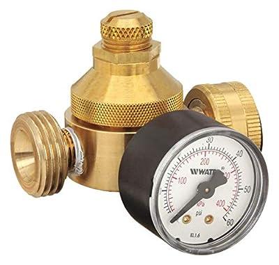 Pressure Regulator, 3/4 In, 10 to 60 psi from WATTS