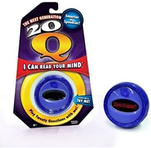 20 Questions Handheld Game - Assorted Farbes by Techno Source