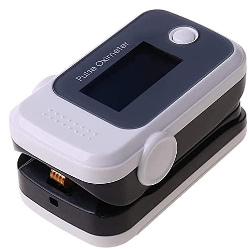 Mini Mini Protable Dedo Clip Pulso Oxímetro PI Tasa de Corazón Saturación de Oxígeno Saturación SpO2 Monitor Family Aerobic Tracker ✅