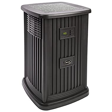AIRCARE EP9 800 Digital Whole-House Pedestal-Style Evaporative Humidifier, Espresso