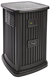 Image of AIRCARE EP9 800 Digital Whole-House Pedestal-Style Evaporative Humidifier, Espresso: Bestviewsreviews