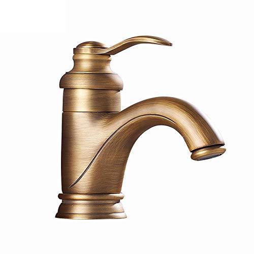 Bidet-Armaturen Küchen- & Badinstallation Kupfer Bad Warmes Und Kaltes Wasser Mischbatterie@Antik B