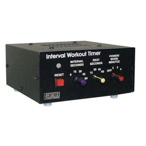 Contender Fight Sports Interval Timer