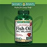 Nature's Bounty Fish Oil 1400 mg 130 Softgels (Pack of 4) by Nature's Bounty