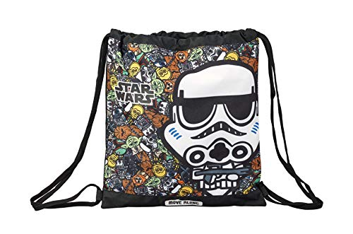 Star Wars Galaxy Oficial Saco Plano Grande 350x400mm
