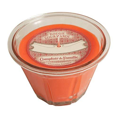 Comptoir de Famille Bougie Epices gourmandes Orange