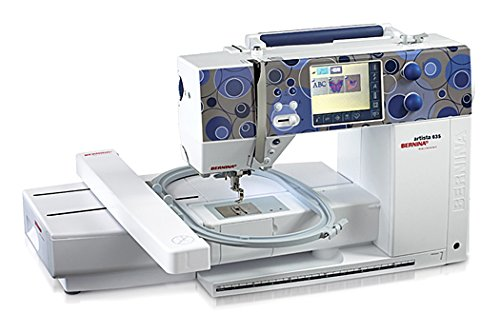 Bernina Artista 635 Limited Edition Sewing, Quilting and Embroidery Machine with Embroidery Module