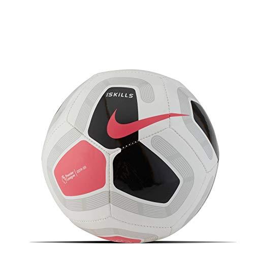 NIKE English Premier League Skills Balón Fútbol Sala Infantil, Juventud Unisex, Blanco (White), 1