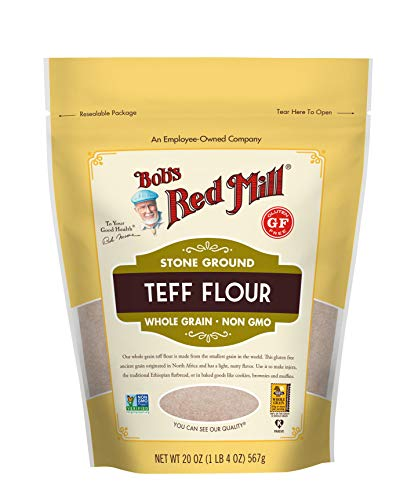 Bob's Red Mill Teff Flour, 20 Oz