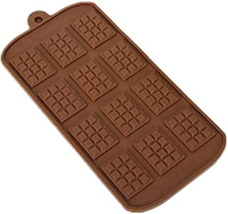 DIY Baking & Pastry Tools 12 Cavity Waffles Cake Chocolate Pan Silicone Mold Baking Mould Cooking Tools Kitchen Accessories