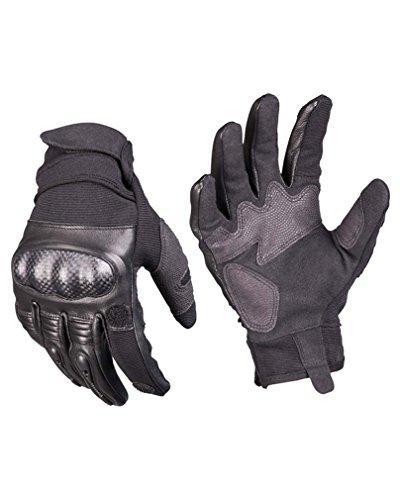 Mil-Tec Tactical Gloves Gen.II Leder schwarz Gr.L