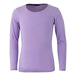 Panzy Girls Cotton long Sleeved tops 100 % Cotton Made from Natural Breathable Cotton Fabric that is Gentle to Skin Colours Black Red Navy Chocolate White Size 2/3 yrs 4/5 yrs 5/6 yrs 7/8 yrs 9/10 yrs 11/12 yrs 13 yrs please check sizing details in P...