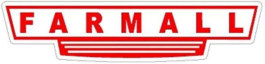 I Love My International Harvester Bumper Sticker