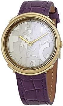 Salvatore Ferragamo FFY030017 Logomania Quartz Silver Dial Watch