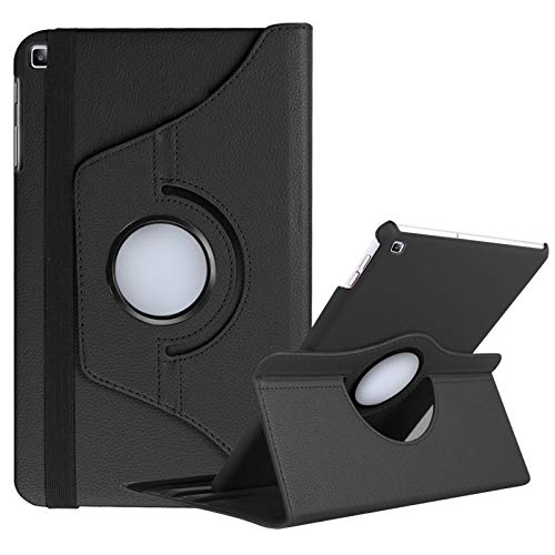 Lobwerk Hulle fur Samsung Galaxy Tab A 101 SM T510 101 Zoll Schutzhulle Smart Cover 360 Drehbar