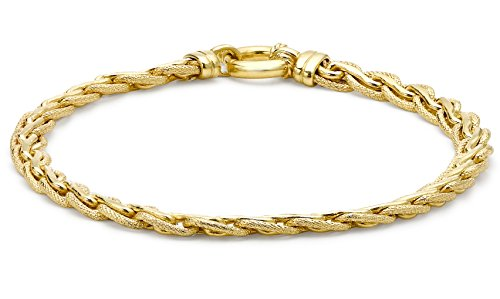 Carissima Gold Pulsera de mujer con oro amarillo de 9 quilates (375/1000)