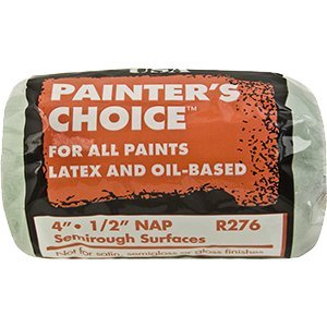 Wooster Brush 1/2-Inch Nap Painter's Choice Roller Cover