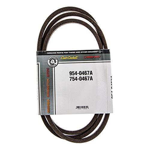 CUB CADET 954-0467A Lower Trans Drive Belt LT LTX 1040 1800 1600 1212 1180 1170