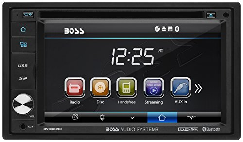 BOSS Audio Systems BV9362BI Car DVD Player -...