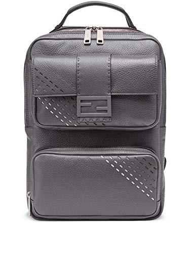 Fendi Luxury Fashion Herren 7VZ047A9ZFF10VX Schwarz Rucksack |