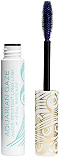 Pacifica Beauty Aquarian Gaze Water Resistant Long Lasting Mineral Mascara, Deep (blue), 0.25 Ounce