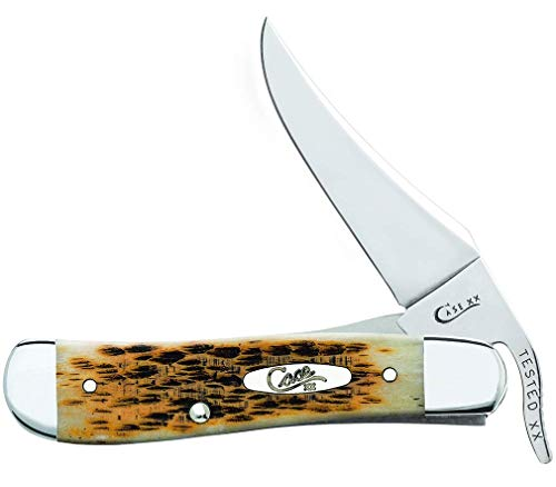 Case WR XX Pocket Knife Amber...