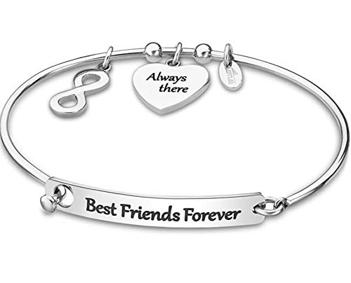 Lotus Pulsera Best Friends Forever ""