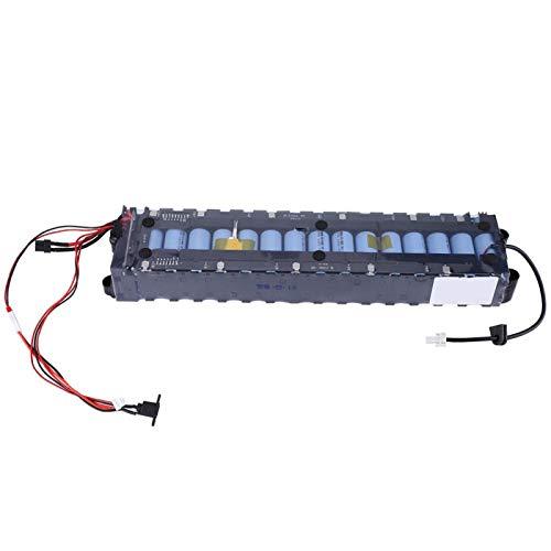 FOLOSAFENAR Batería de Repuesto de Gran Capacidad de 6.6Ah para protección de Scooter contra sobrecarga de Alta eficiencia de 4.5 Horas de Trabajo prolongado, para Scooter eléctrico Xiaomi