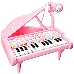 Love&Mini Piano Toy Keyboard - Top 10 Best Baby Musical Instruments