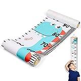 Hifot medidor altura Gráficos de crecimiento para colgar en la pared, regla para niños y niñas,...