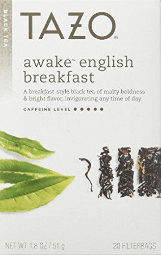Té English Breakfast  marca TAZO