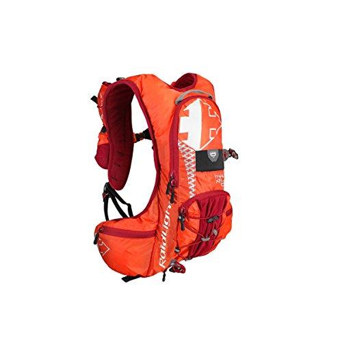 Raidlight - Mochila Trail Xp 6 + 2 Flask 200Ml Piment - Rdl-Rm004U.161/05
