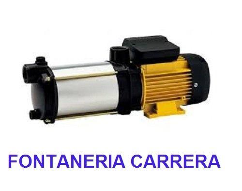 KROMIC Bomba PRESION Superficie DOMESTICA 1CV Grupo DE PRESION(PRESSCONTROL)