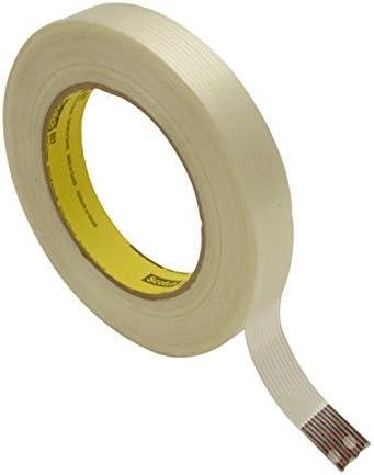 3M Scotch 897 High Performance Filament Tape 3 4 inch X 60 Yards Bulk 897 product image