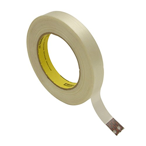 3M Scotch 897 Filament Strapping Tape (60 yds. long) / Available in multiple widths