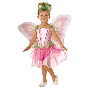 rubies springtime fairy with wings child costume