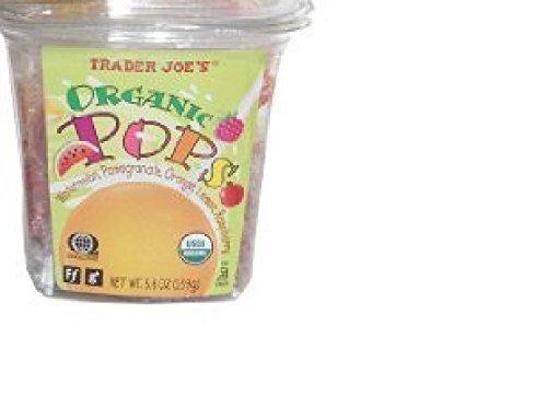 Trader Joe#039s Organic Pops Lollipops 56 Oz