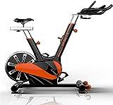 Equipo de la aptitud bicicleta de spinning, bicicleta de spinning for trabajo pesado 11KG volante aeróbico Estudio bicicleta de entrenamiento bicicleta for ejercicios de fitness Ciclismo Home Fitness