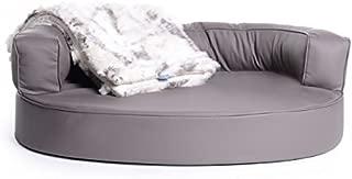 Cani letto Feels Like Heaven cani divano Atlanta similpelle marrone chiaro impermeabile