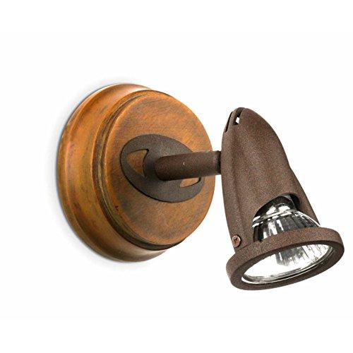 Faro 40871 STAR-1 Lampe foyer rouille