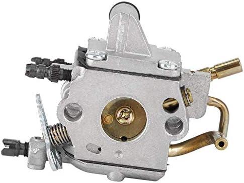 Carburateur Kettingzaag Carburateur Metalen Carburateur Metalen Kettingzaag Carburateur Accessoire Deel Fit voor MS192T MS192TC 1137 120 0600