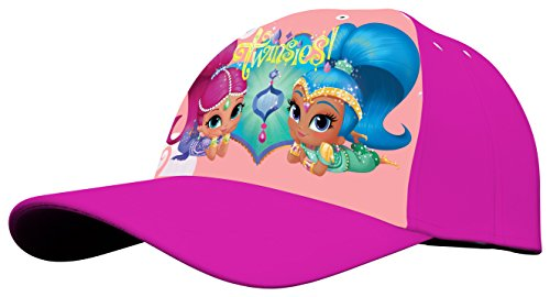 Disney - Shimmer and Shine Basic Line Casquette, SH17078