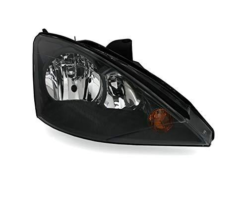 V-MAXZONE VP1370P - Faro delantero, color negro