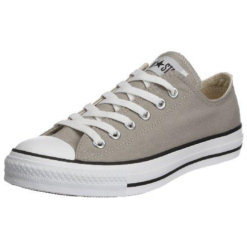 Converse - Zapatillas de Tela Unisex, Color Gris, Talla 39 EU