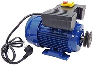 Motor de 1,1Kw / 1,5 CV monofásico 220V para hormigonera