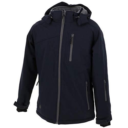 Eldera sportswear - Kilimandjaro Marine ch - Blouson de Ski - Bleu Marine/Bleu Nuit - Taille XL