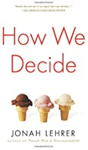 How We Decide