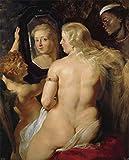 El cuerpo humano bajo el pincel de Master Rubens 5D DIY Diamond Painting Set Art Decor Round Full Diamond Mosaic Painting-Los 70x90CM